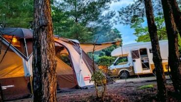 年中無休で楽しめる!自然豊かな豊田湖畔公園キャンプ場レビュー