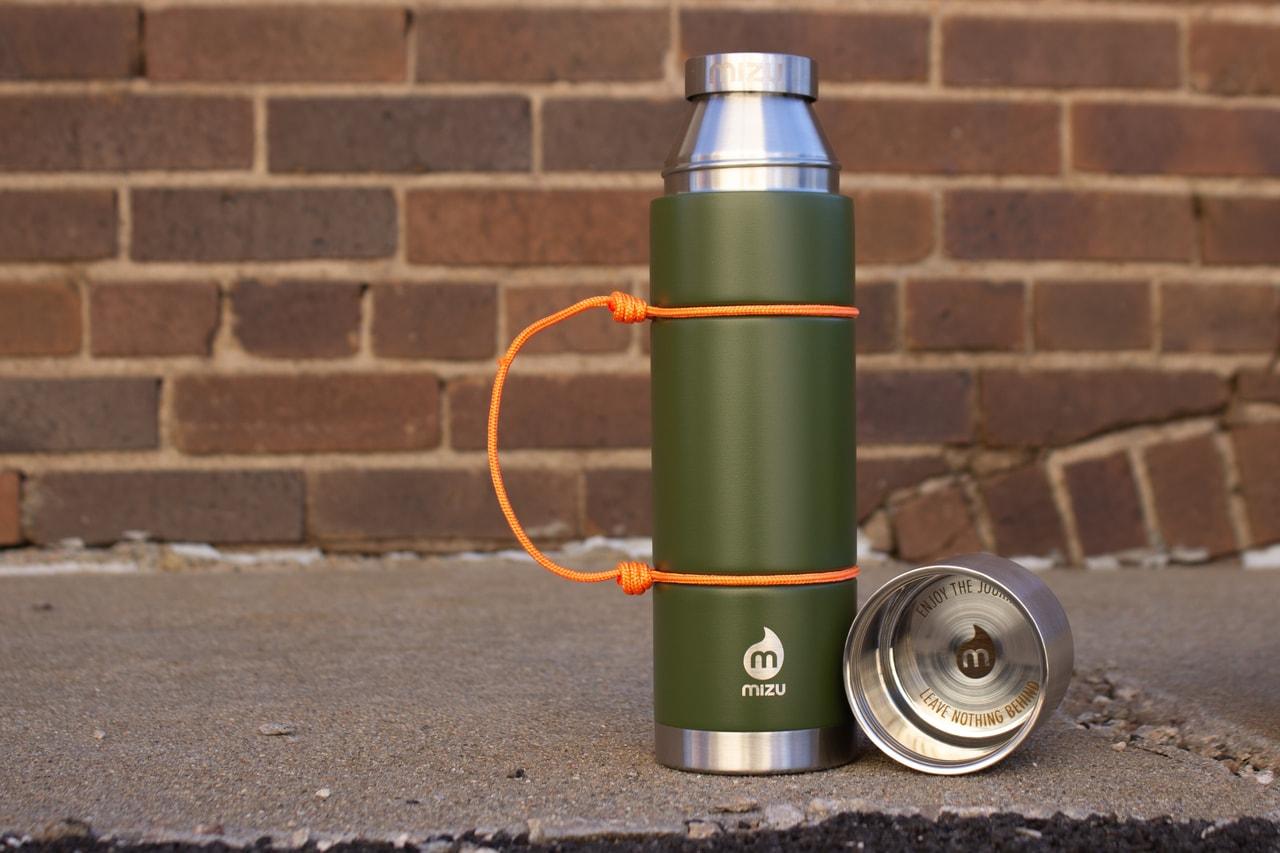 保温保冷性能150%アップ!アメリカ生まれの「Mizu」から、最強の保温保冷ボトルが新発売!