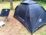 ソロキャンプにおすすめ!OUTDOOR PRODUCTS ワンタッチテントレビュー