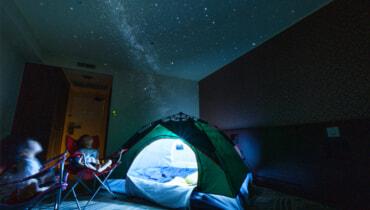 夏の思い出作りにいかが?東急ホテルでキャンプ体験プランが期間限定販売