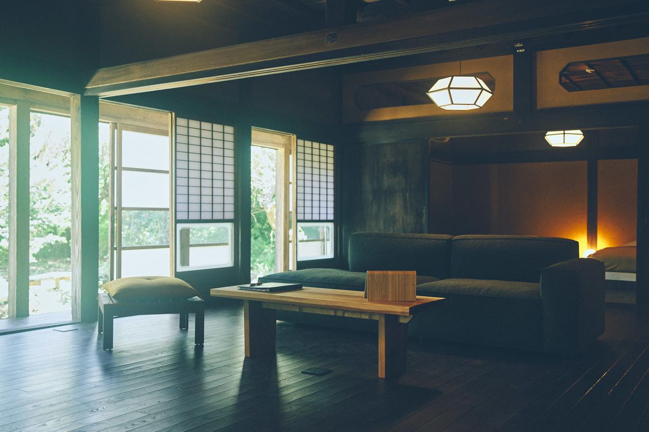 築100年の古民家で暮らす体験「るうふ 杉之家」が千葉県に2021年8月新規オープン