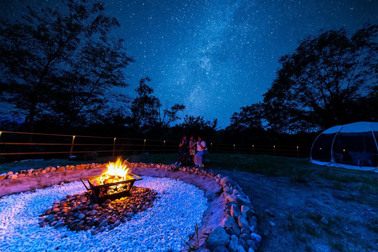 星が見の杜