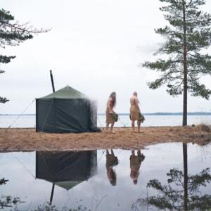 サウナの本場フィンランドから本格サウナテントが発売!元祖「ととのう」体験してみない?