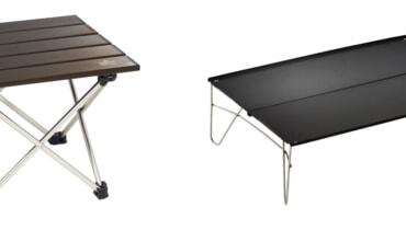 ソロキャンプにぴったり!ロゴスから軽量コンパクトな「SOLOテーブル」が発売