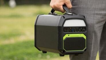 ポータブル電源なのにBluetoothスピーカーとしても使える「iForway PS300」が登場