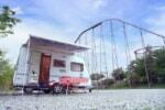 遊園地では日本初!よみうりランドに入園券付きのRVパークが本日オープン