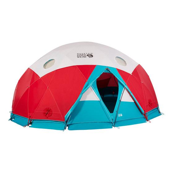 スペースステーションドームテント