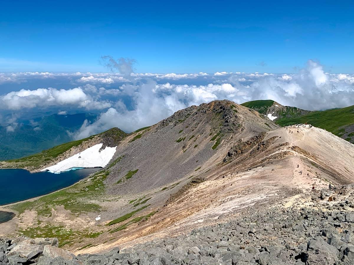 日本一簡単に登れる標高3000m超えの山「乗鞍岳」別格の絶景が待ち受ける日本百名山