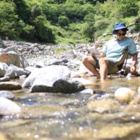 長野県「四徳温泉キャンプ場」に夏でも涼しい川キャンプを楽しめる新サイトがオープン!