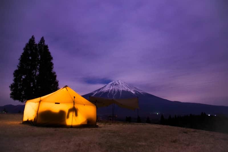 静かに過ごせる関東のおすすめキャンプ場10選