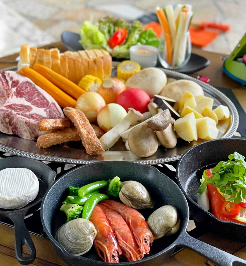 富士河口湖で焚き火やBBQを楽しむホテル宿泊プランが2021年9月30日まで販売中!