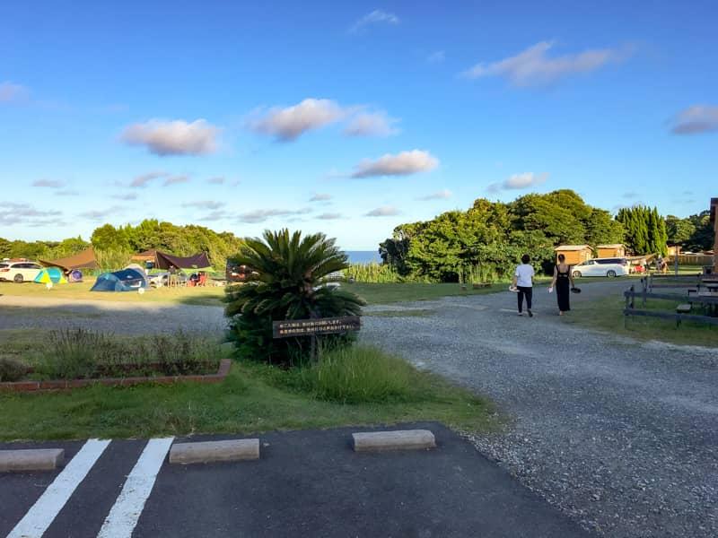 西日本で人気No.1のキャンプ場「南紀串本リゾート大島」でトレーラー泊を堪能