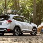 キャンプでもおなじみ!本格SUVのSUBARUフォレスターがビッグマイナーチェンジ