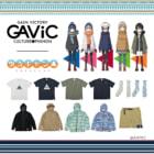 「ガビック×ゆるキャン△ 」コラボのファッションアイテム発売!オリジナル購入特典付き