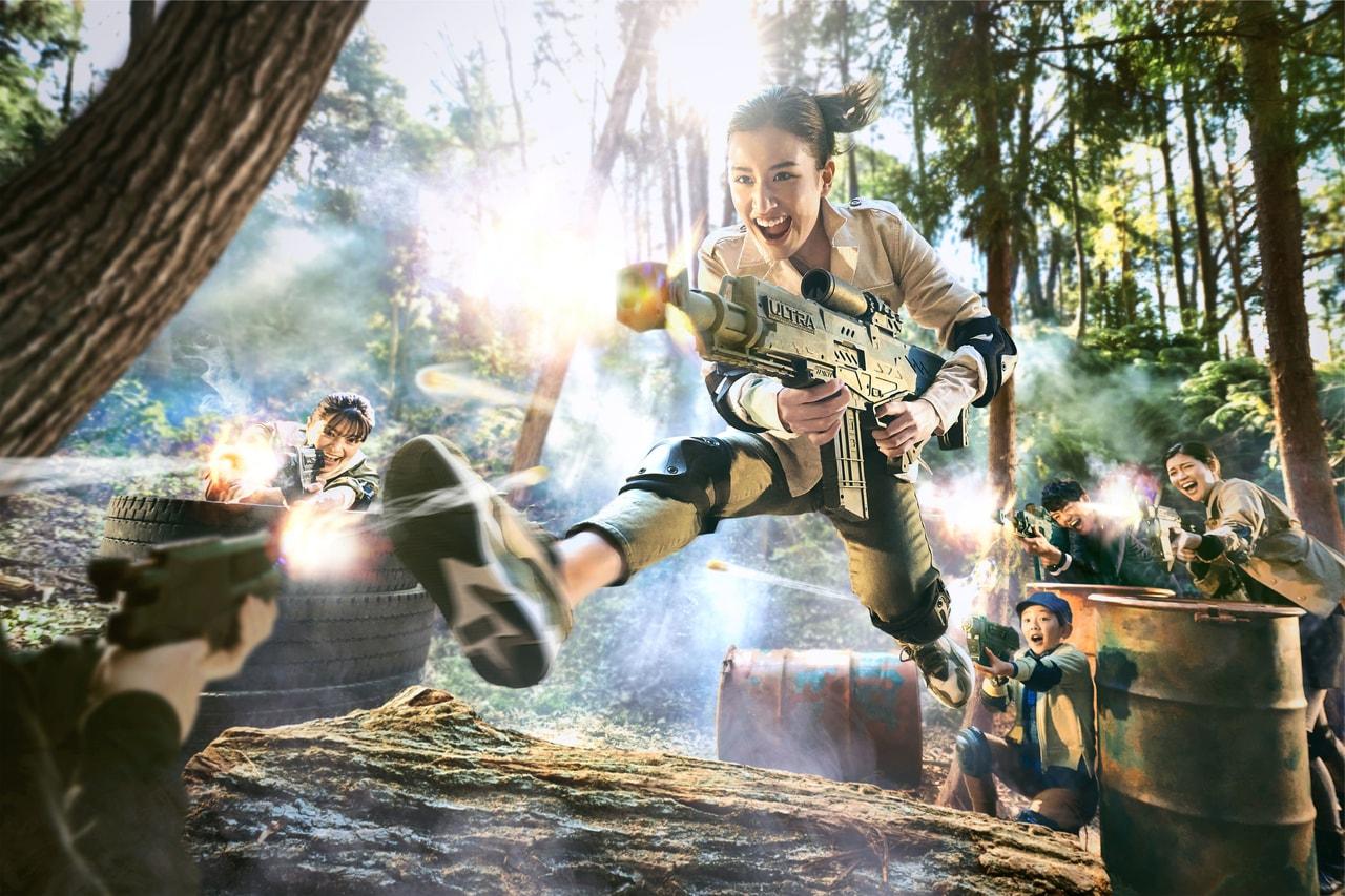 大自然の冒険テーマパーク!「ネスタリゾート神戸」の秋イベントで、大人も子どもも大はしゃぎ!