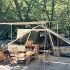 山小屋のような形のテント、ヒュッテレーベン徹底レビュー。真夏から真冬までこれ一つでOK!