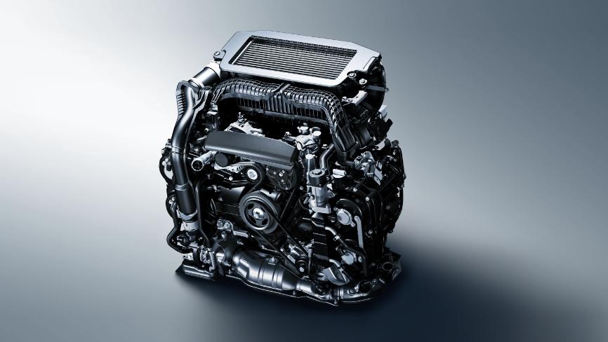 """レガシーアウトバック1.8L BOXER直噴ターボエンジン""""DIT"""""""