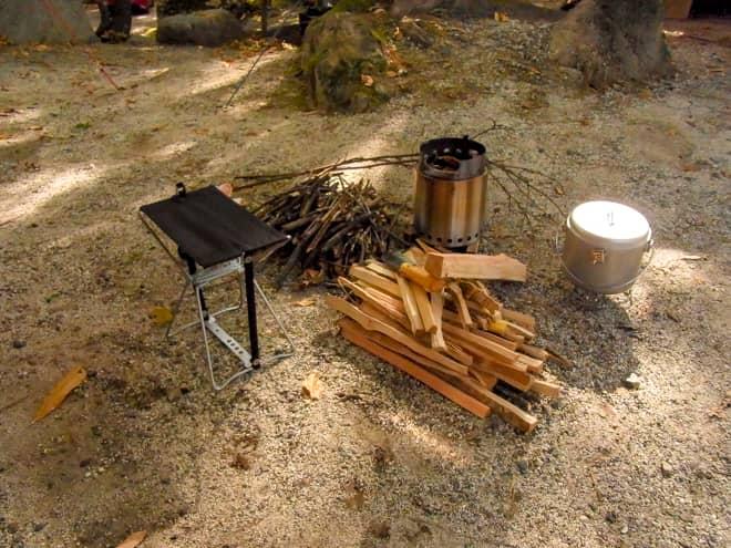 今でも愛用し続けているキャンプ道具はどれくらいありますか?