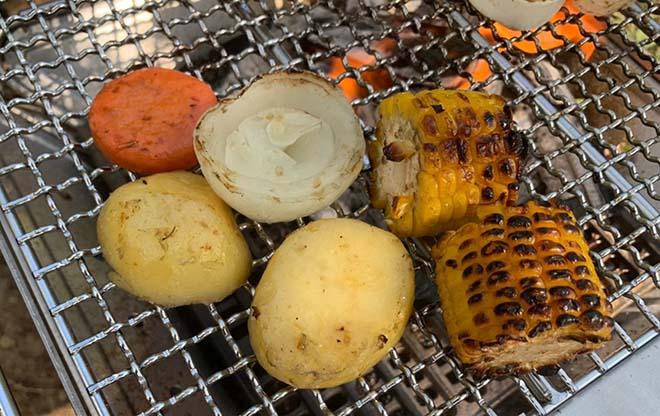 出汁の旨焼き野菜