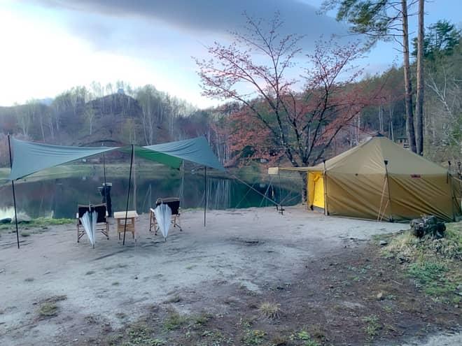 家族水入らずのキャンプを増やそう