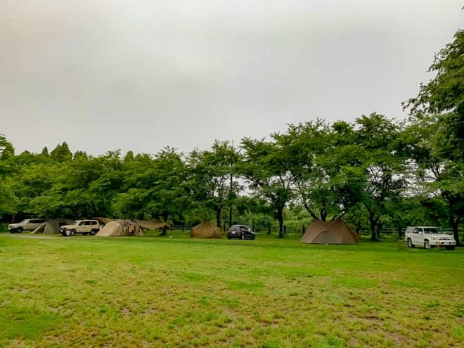 成田ゆめ牧場ファミリーオートキャンプ場2