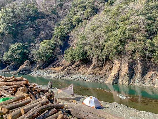 青野原 野呂ロッジキャンプ場2