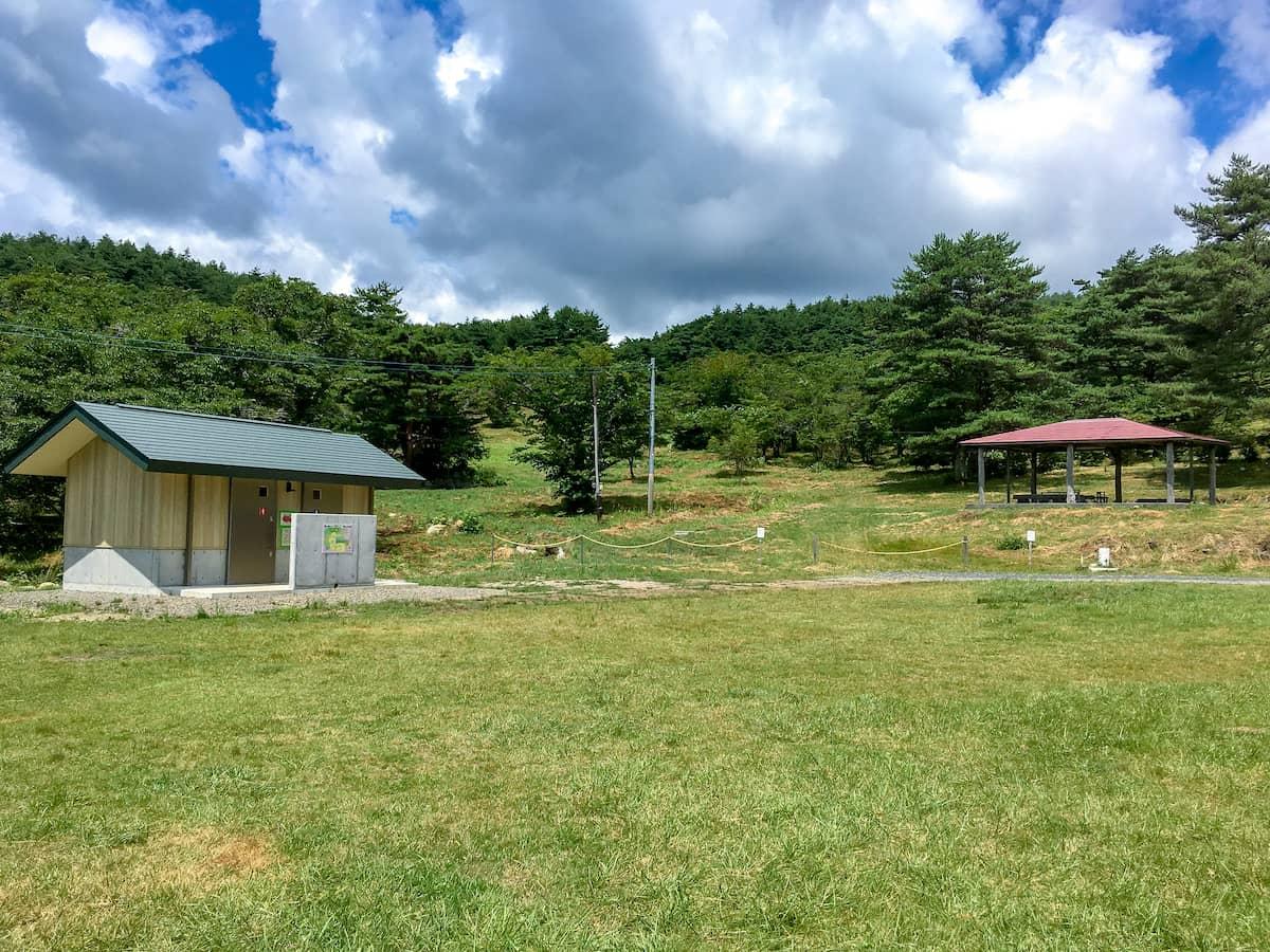 飛ヶ森キャンプ場は自然豊かな岩手県の無料キャンプ場です!