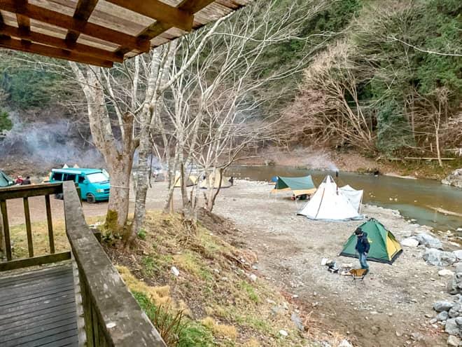 CAZUキャンプ場2