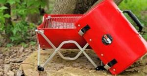 BBQの概念が変わる!バッグのように収納できる蓋付きコンロ「ゴービーキュー(GoBQ)」を紹介