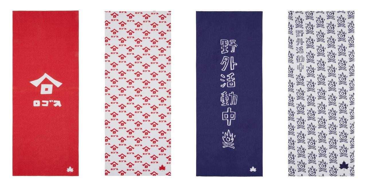 日本の心が詰まった「注染」の手ぬぐいでキャンプに粋な和モダンスタイルを