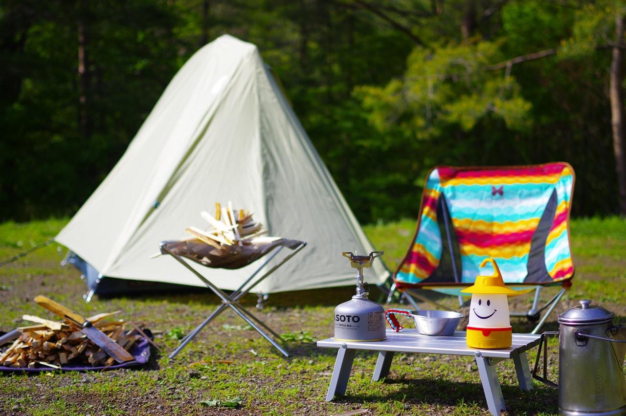 PICA富士西湖の「ゆるキャン△」体験宿泊プランが本日からスタート!お手軽キャンプを楽しもう