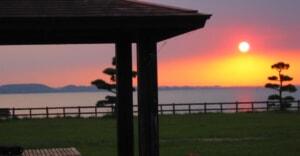 茨城の夕日スポット「天王崎公園」に期間限定キャンプ場オープン!体験型ワークショップも開催!