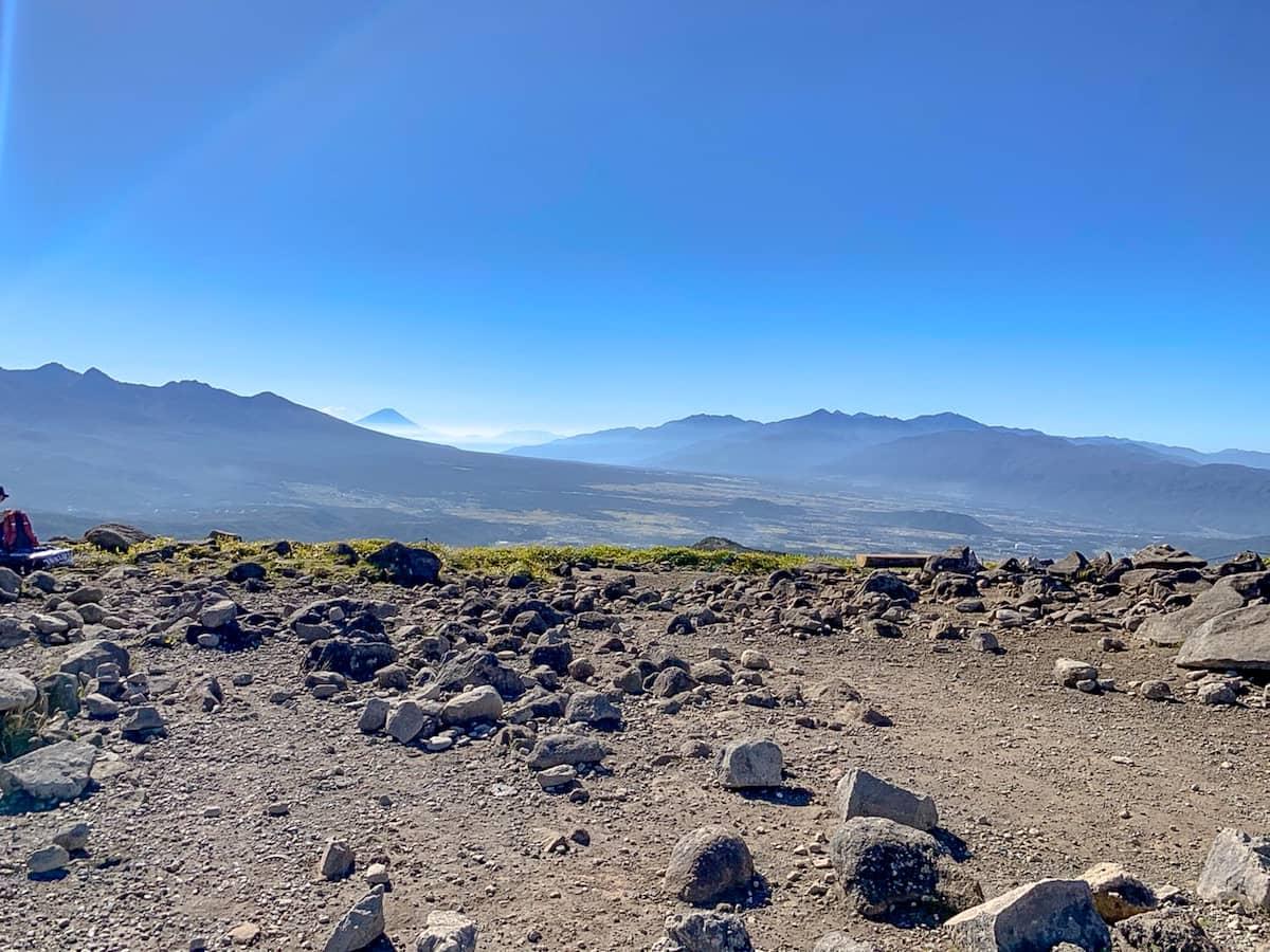 360度パノラマ絶景の霧ヶ峰最高峰「車山」登山デビューに最適な日本百名山