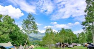 バランスが完璧な「菅平高原ファミリーオートキャンプ場」夏キャンプの候補地としてベストなキャンプ場