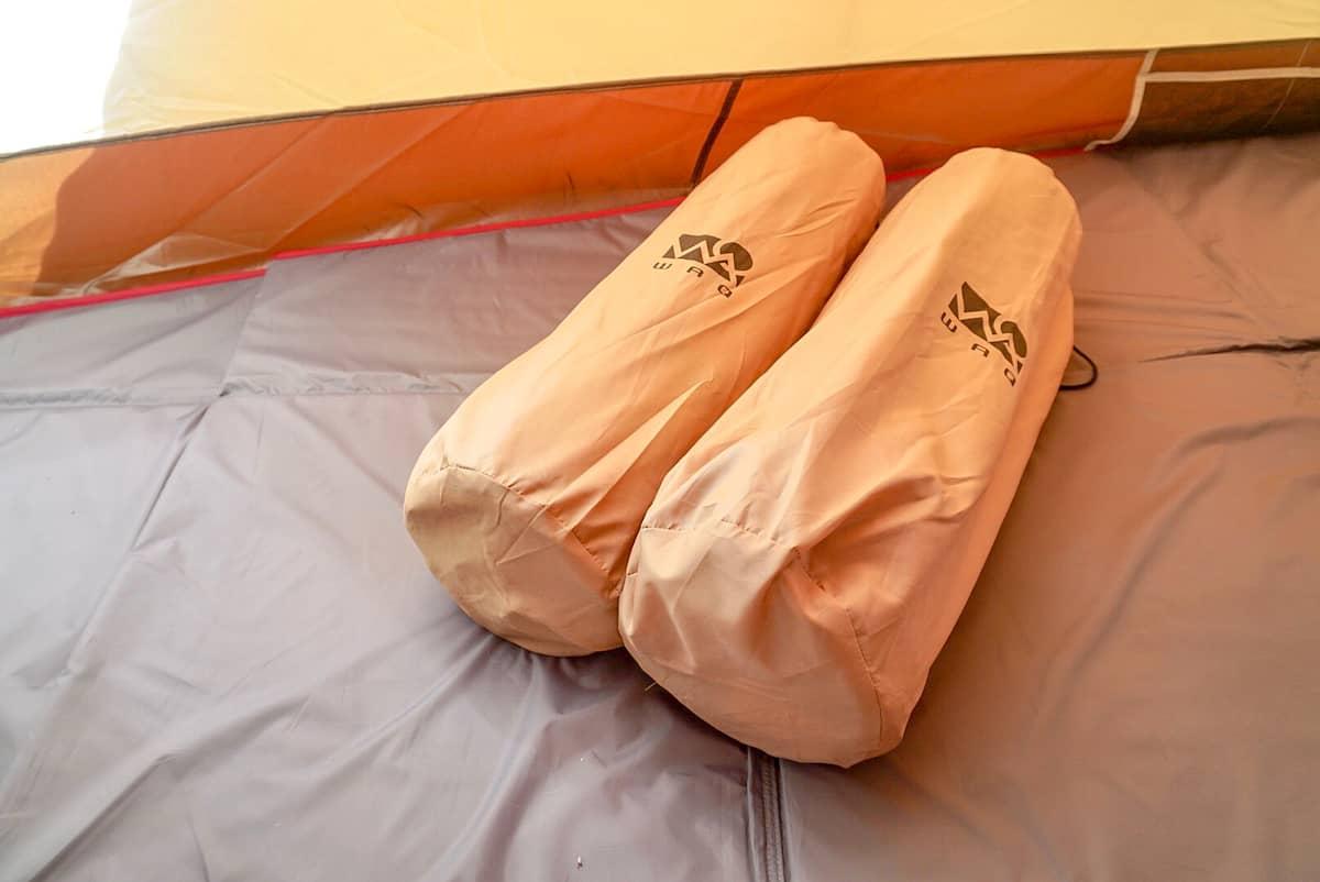 WAQインフレータブルマットなら朝まで快眠!?キャンプで夜眠れないキャンパーさんにおすすめです