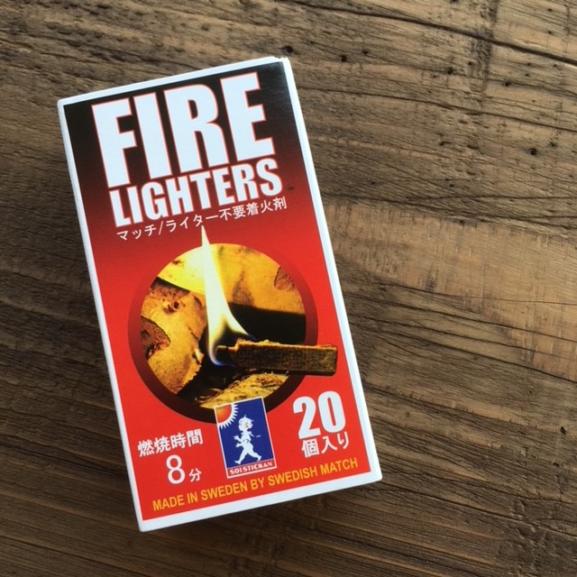 /FIRE-LIGHTERSのパッケージデザイン