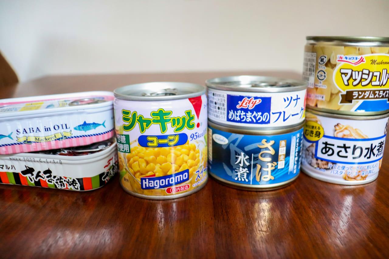 缶のままで調理OK!キャンプにぴったりの缶詰アレンジレシピ7選
