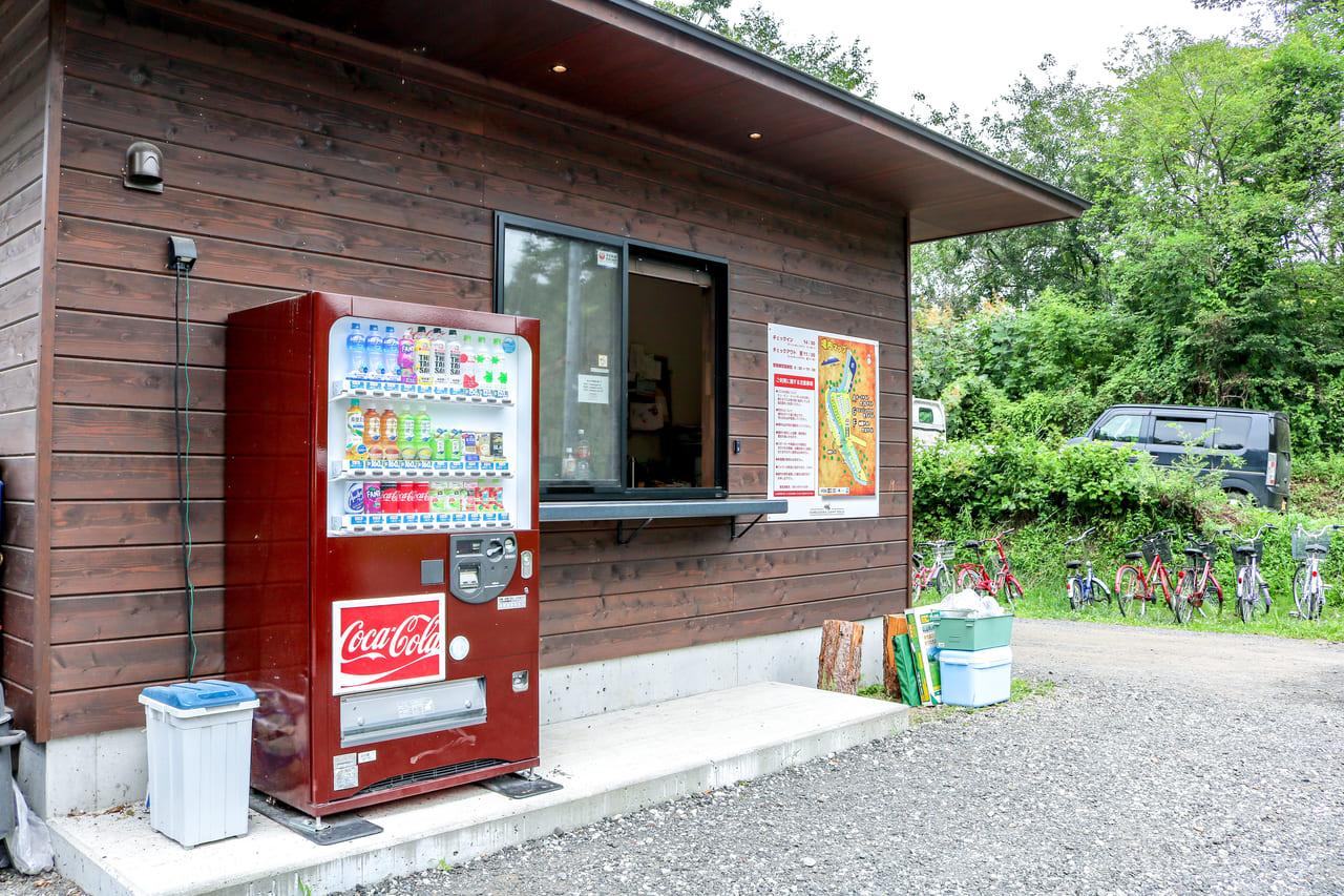 /KARUIZAWA-CAMP-GOLDの管理棟